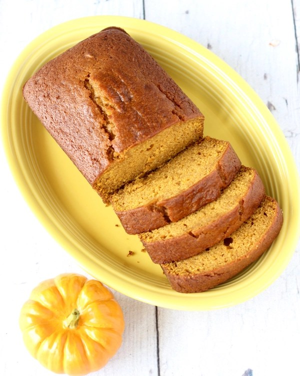 Best Pumpkin Bread Recipe