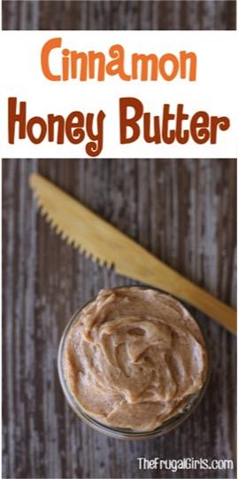 Cinnamon Honey Butter Spread Recipe