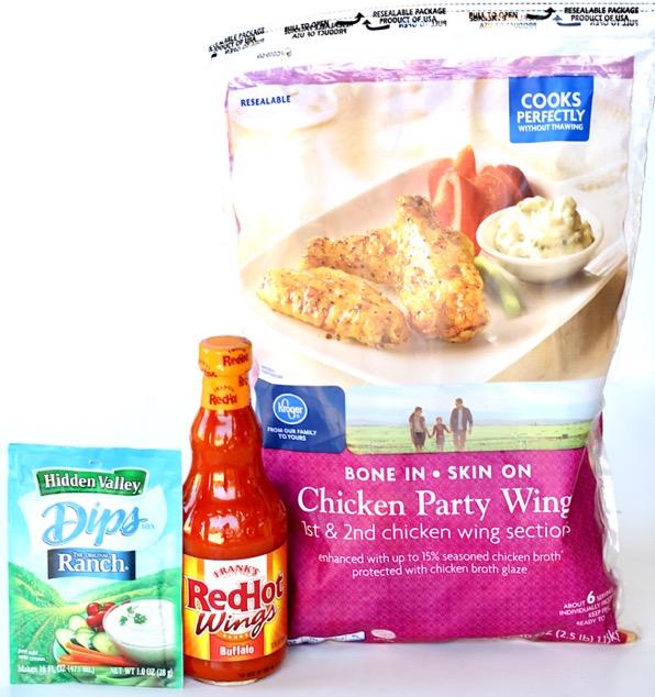 Crock Pot Buffalo Wings Recipe