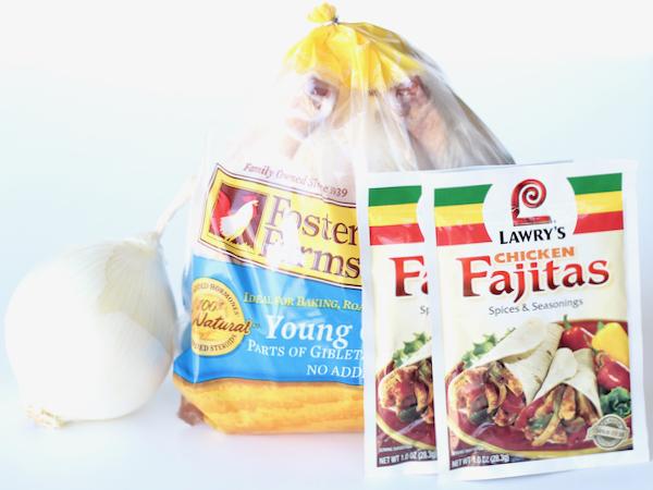 Crockpot Fajita Chicken Recipe