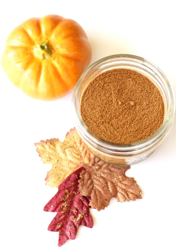 Pumpkin Pie Spice Recipe from Scratch