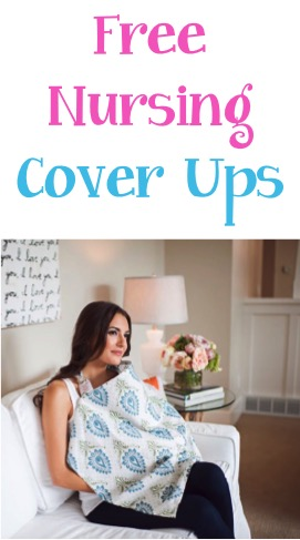 Free Nursing Cover Ups at TheFrugalGirls.com