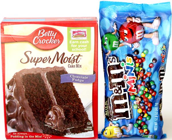 Chocolate M&M Cookies Recipe
