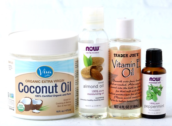 DIY Coconut Oil Massage Oil