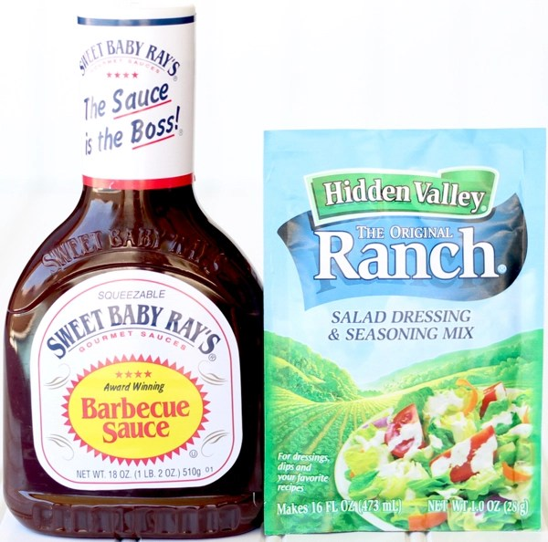 Crock Pot BBQ Bacon Ranch Chicken Recipe