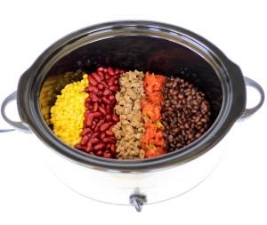 Crock Pot Taco Soup Recipe Easy | TheFrugalGirls.com