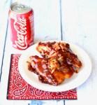 Crockpot BBQ Bacon Ranch Chicken Recipe