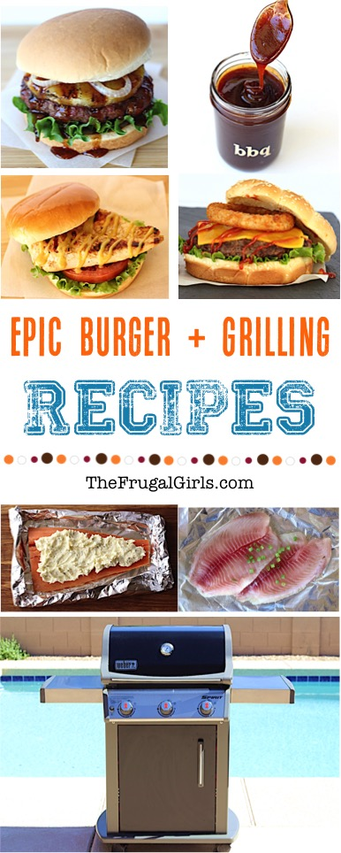 Best BBQ and Grilling Recipes at TheFrugalGirls.com