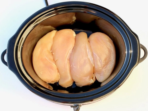 Crockpot Chicken Recipe Easy