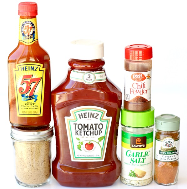 Easy Spicy BBQ Sauce Recipe