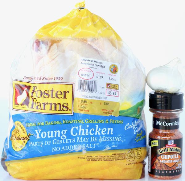 Crock Pot Chipotle Chicken Recipe
