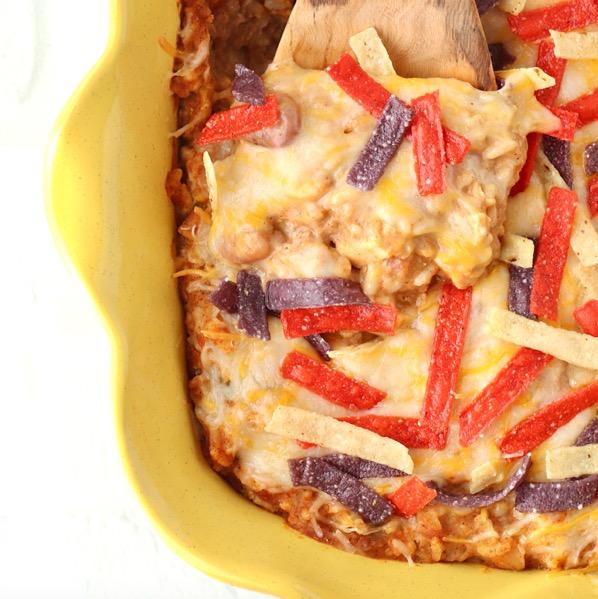 Mexican Chicken Casserole Recipes