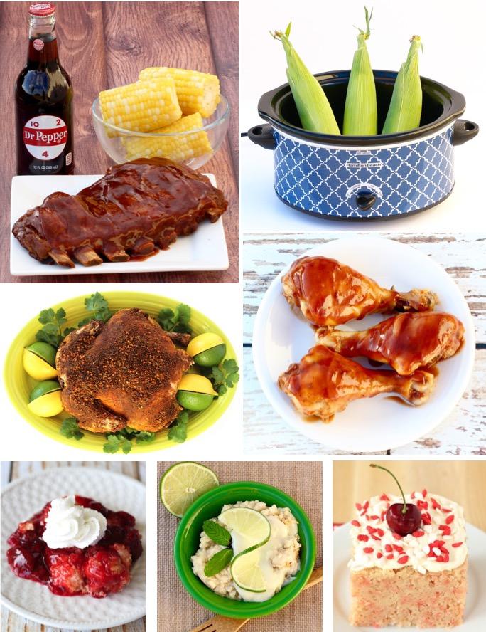 Summer Crockpot Recipes | TheFrugalGirls.com