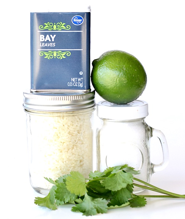 Chipotle Cilantro Lime Rice Recipe with Minute Rice
