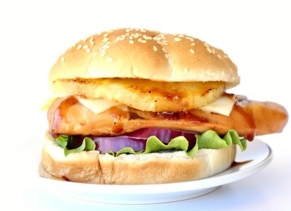 Teriyaki Chicken Sandwich Recipe