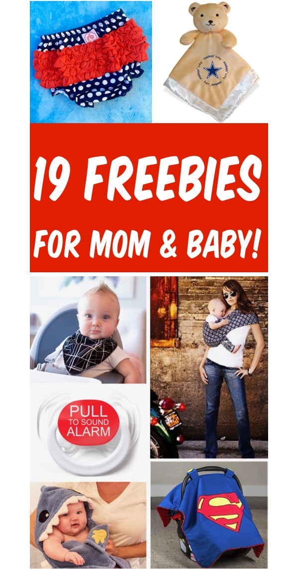 Baby Freebies Free Stuff by Mail