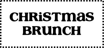 Christmas Brunch Recipes from TheFrugalGirls.com