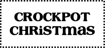 Crockpot Christmas Recipes from TheFrugalGirls.com