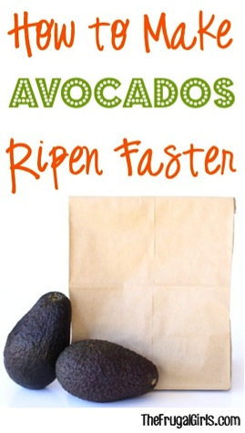 How to Make Avocados Ripen Faster