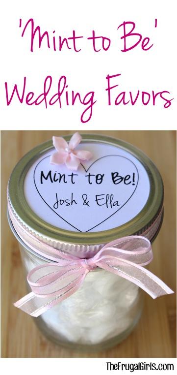 Wedding Gift in a Jar
