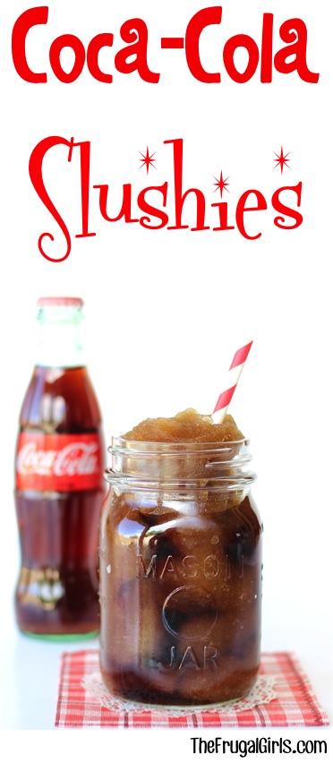 Coca-Cola Slushies Recipe at TheFrugalGirls.com