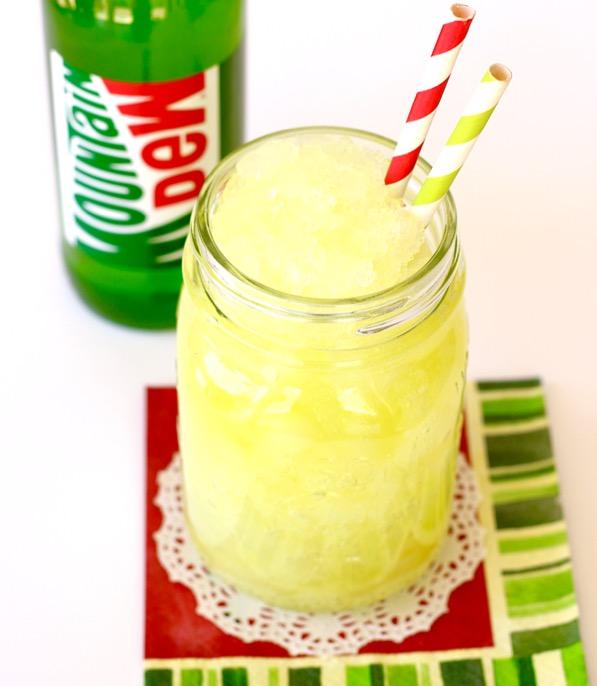 Mt Dew Slushie Recipe Easy