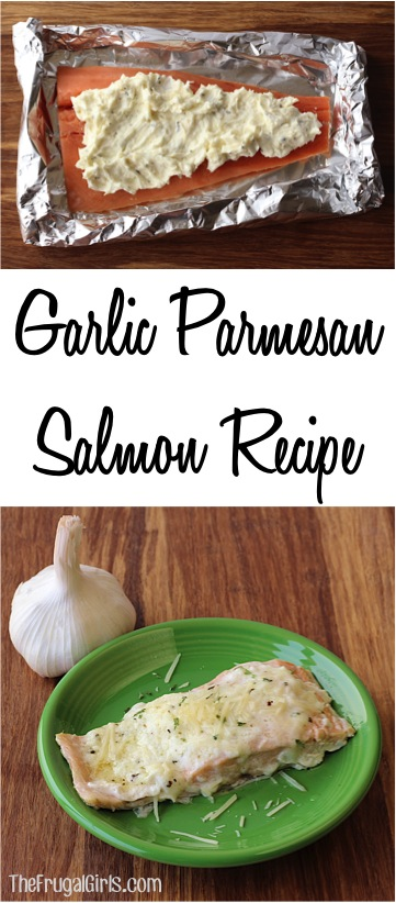 Grilled Garlic Salmon Recipe - TheFrugalGirls.com