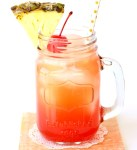 Sparkling Pineapple Mocktail Recipe Easy