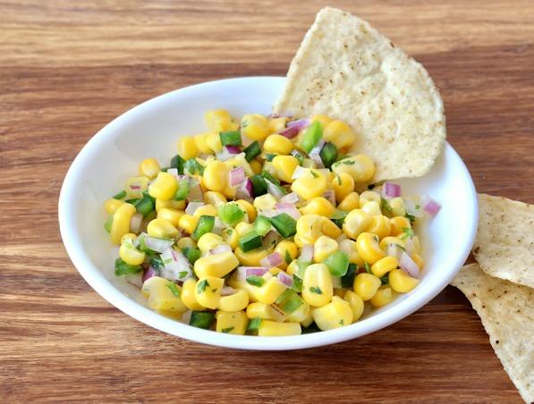 Chipotle Corn Salsa Recipe Copycat