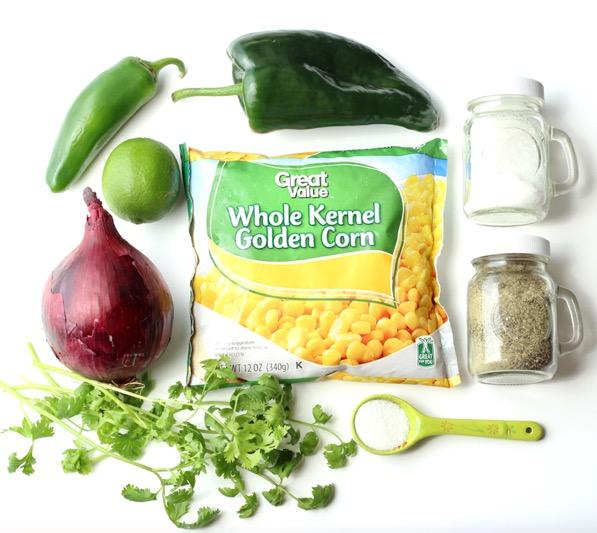 Corn Salsa Recipe with Frozen Corn