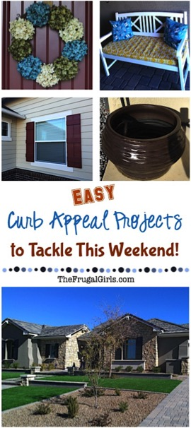 Creating Curb Appeal on a Budget