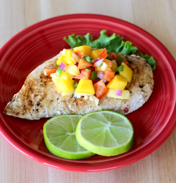 Healthy Chicken Recipes for Dinner from TheFrugalGirls.com