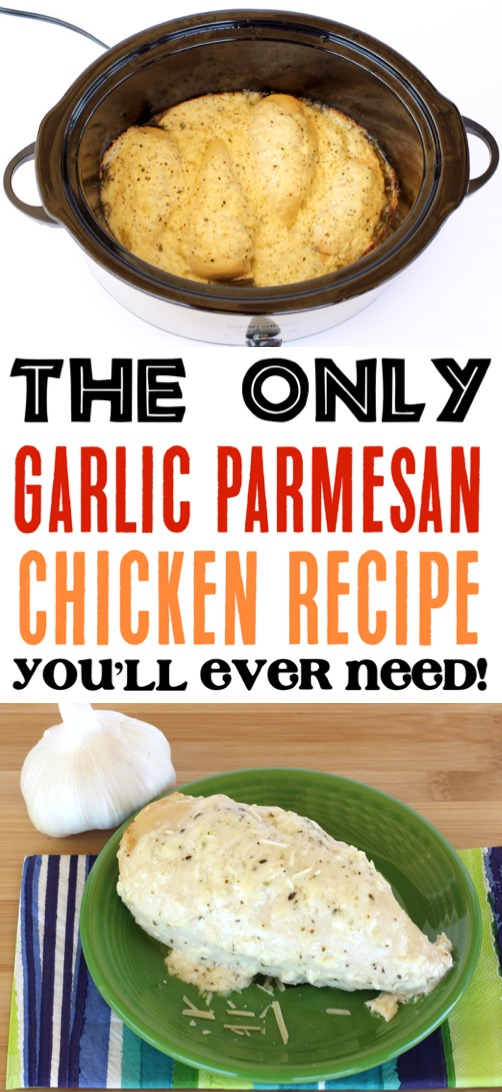 Garlic Chicken Recipes Easy Crockpot