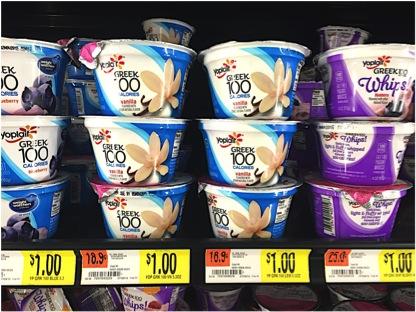 Yoplait Greek 100 Vanilla Yogurt at Walmart