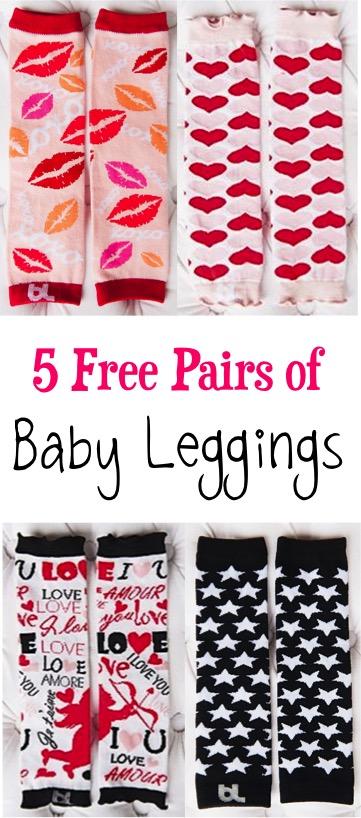 Free Leggings for Babies
