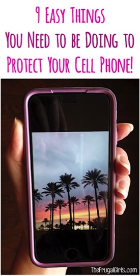 Protect Your Cell Phone