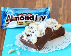 Almond Joy Fudge Recipe