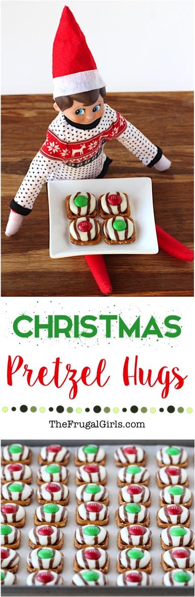 Christmas Hugs Recipe at TheFrugalGirls.com