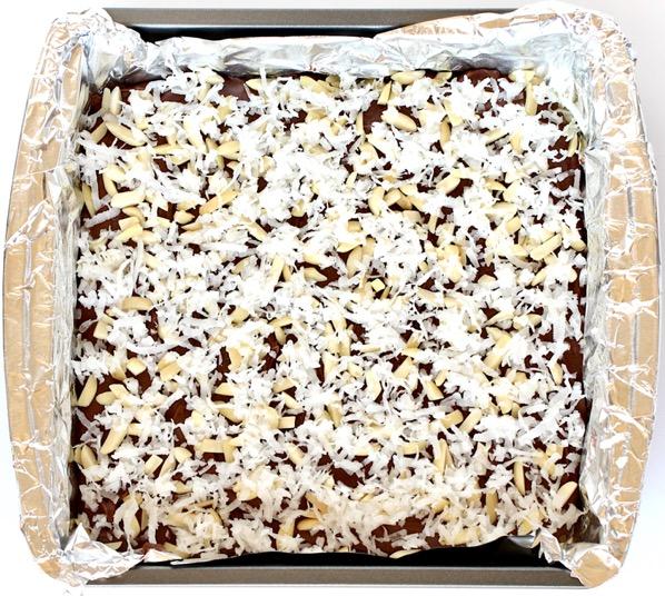 Easy Almond Joy Fudge Recipe