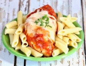 Crockpot Tomato Basil Chicken