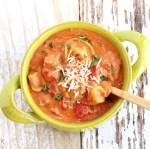 Crockpot Tortellini Soup Recipes Easy