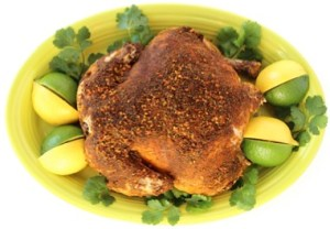Crock Pot Citrus Whole Chicken Recipe