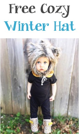Free Cozy Winter Hat from TheFrugalGirls.com