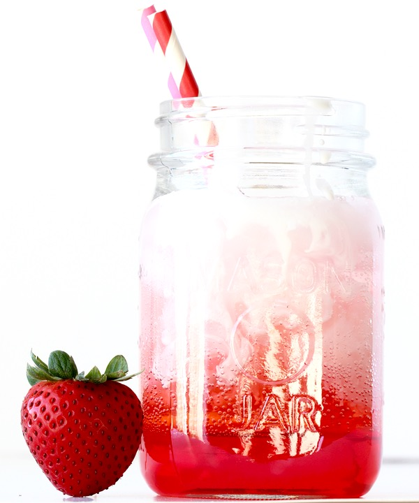 Easy Italian Soda Recipe from TheFrugalGirls.com