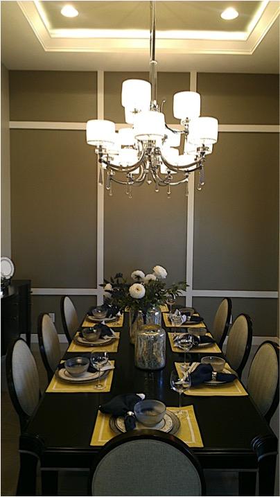 Stunning Dining Room Walls