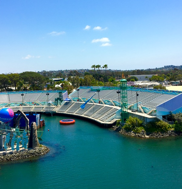 SeaWorld Top Attractions List