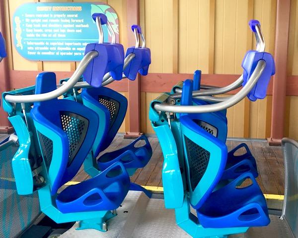 SeaWorld Top Rides Manta Coaster