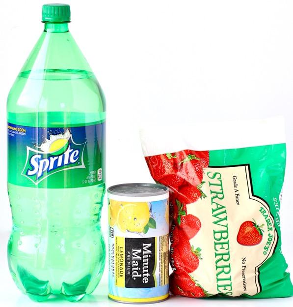 Best Frozen Strawberry Lemonade Recipe