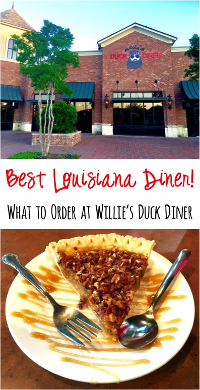 Best Louisiana Diner - What to Order at Willie's Duck Diner - Tips at TheFrugalGirls.com