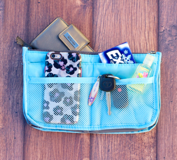 Best Purse Organizing Ideas at TheFrugalGirls.com